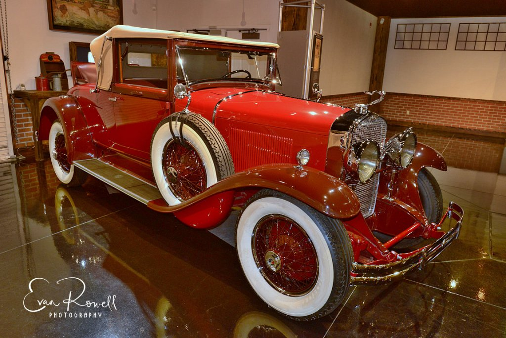 1929 Lasalle 328 Convertible Coupe 140